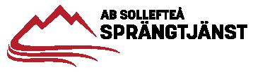 AB Sollefteå Sprängtjänst Logotyp